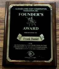 Founders Award Recognition